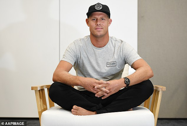 Mick Fanning (pictured) has called for an update to Queensland's shark management strategies