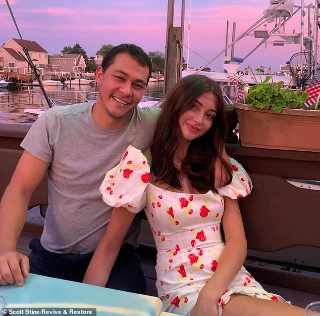 DailyMail.com understands that Vitolo texted Emmons the day the pictures were published, perhaps aware that his relationship with Holmes was about to be blown wide open