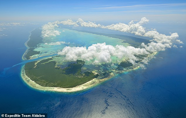 Aldabra is a ring of coral islands described as 'one of the world's greatest surviving natural treasures' by Sir David Attenborough. It is being destroyed by plastic pollution