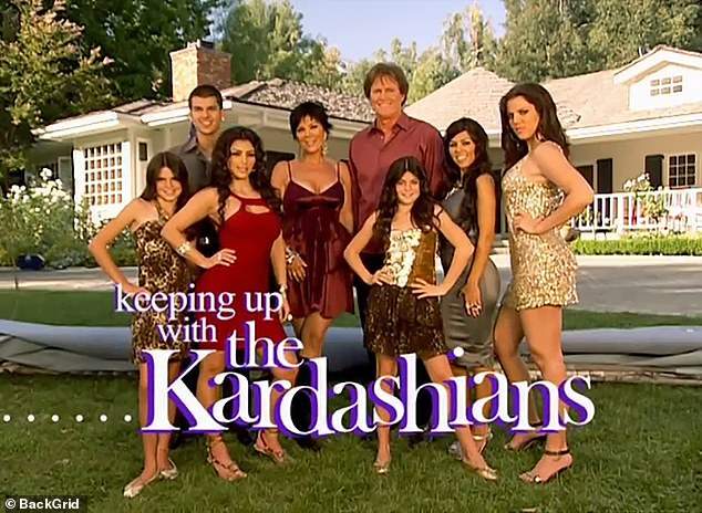 DONE:This comes after the shocking news that her series Keeping Up With The Kardashians will end in 2014 with season 20