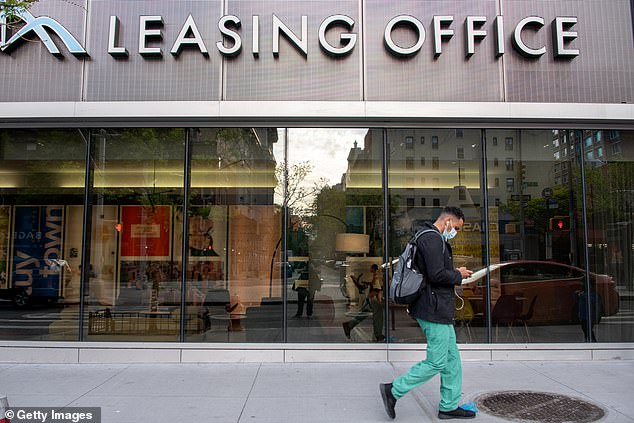 Experts have said that companies have postponed their search for new office spaces and some are waiting for landlords to lower rent prices