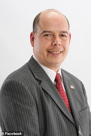 Frank Valenzuela is pictured