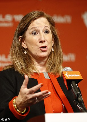 Catherine Engelbert, Commissioner, WNBA