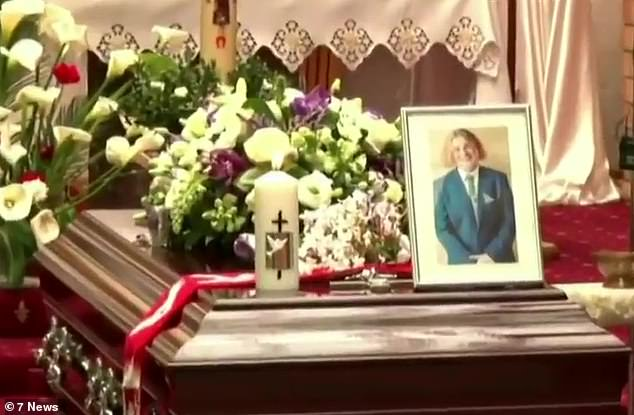 A funeral was held for Mr Kłosowski on Thursday at the Church of the Resurrection in Unley