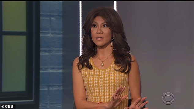 Exit interview:After her departure, Bayleigh spoke to show host Julie Chen-Moonves, 50, and reiterated that Christmas had betrayed her