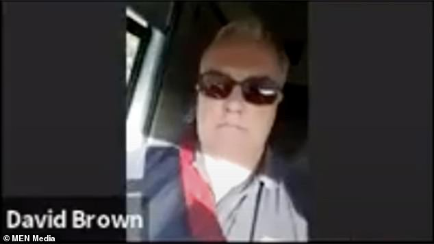 Councillor David Brown has resigned from his post after he joined a virtual Boston Borough Council meeting while driving a lorry for at least 20 minutes