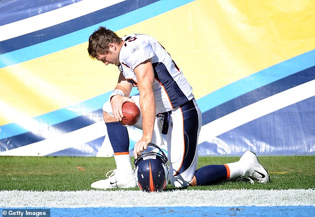 During the 2011 season, Tebow's evangelical followers sparked a nationwide wave of 'Tebowmania', fueled by his prayers at the sidelines of the playing field