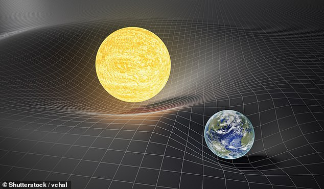 The controversial notion has been proposed as a way to reconcile areas of so-called 'classical' physics (including general relativity, which explains how mass and energy distort spacetime to create gravitational effects, as depicted in this artist's impression) with those of quantum mechanics. This 'quantum gravity problem' has been a long-standing problem in physics