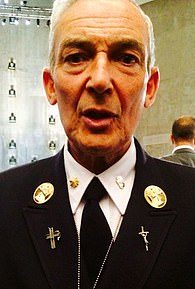 """Albert """"Al"""" PetrocelliPetrocelli joined the New York City Fire Department after the Vietnam war, rising to the rank of Battalion Chief of Staten Island. He died aged 73 on april 1"""