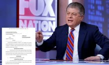 Fox News legal analyst Andrew Napolitano is sued for M by man who claims the judge gave him a lenient arson sentence in exchange for oral sex 32 years ago