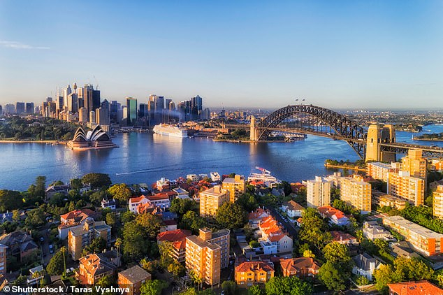 The research found buyers seeking to acquire a unit were also searching areas close to water, including Freshwater, Kirribilli (pictured) and Cammeray