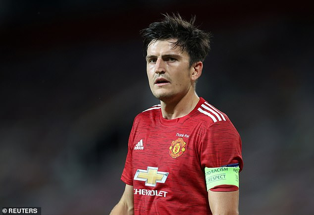 Harry Maguire will remain Manchester United's captain despite his Greece incident last month