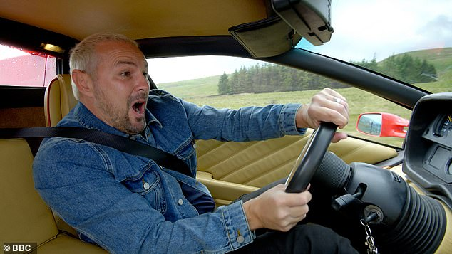 Scary!Top Gear has released a first look trailer with hosts Paddy McGuinness, Freddie Flintoff and Chris Harris ahead of the new series where it shows Paddy's£250k Lamborghini crash