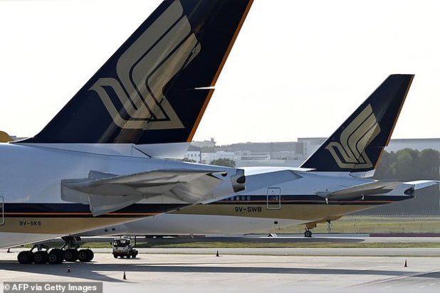 Singapore Airlines group reportedly plans flights to 'nowhere' to boost trade after financial losses amid coronavirus epidemic