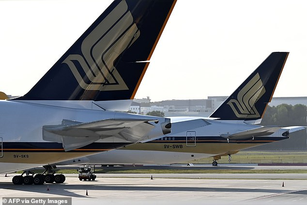 Singapore Airlines Group is reportedly planning flights to 'nowhere' in a bid to boost business following financial losses amid the coronavirus pandemic