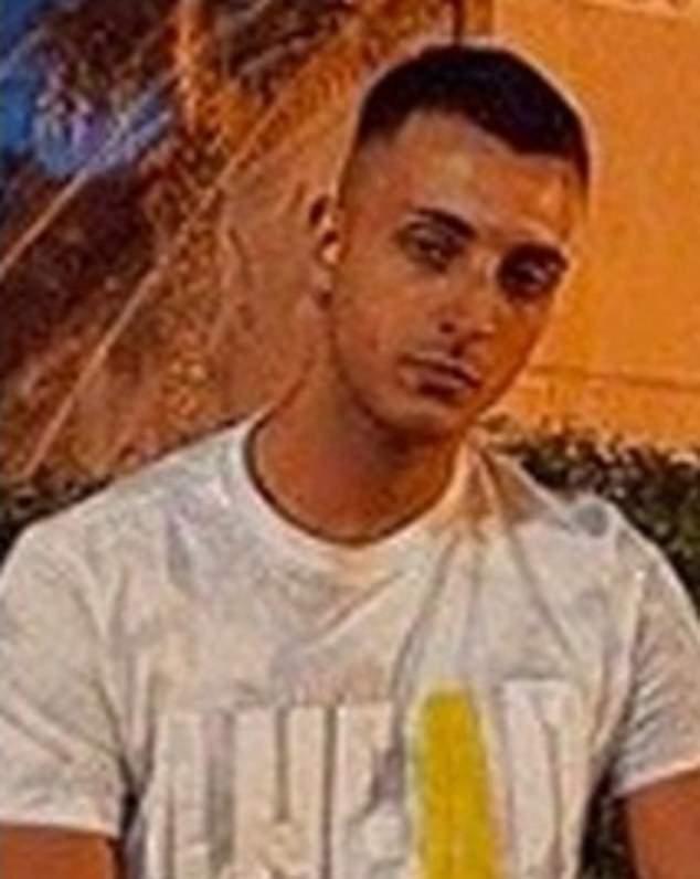 Pictured: 21-year-old suspectAlessandro Zuccaro