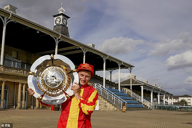 Jockey Tom Marquand claimed his first Classic win, having only secured the ride on Friday