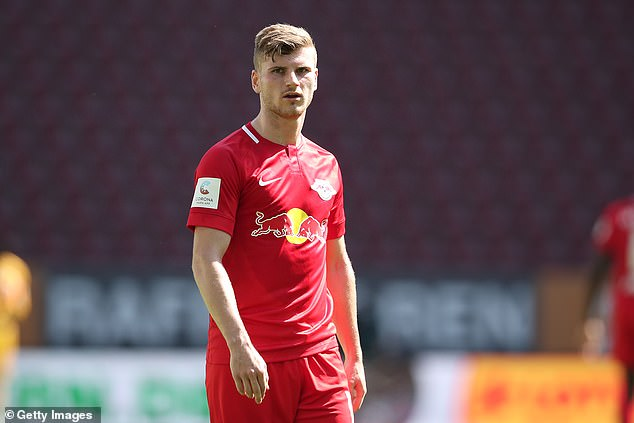 The striker's mental strength was tested at RB Leipzig, a club largely disliked within Germany