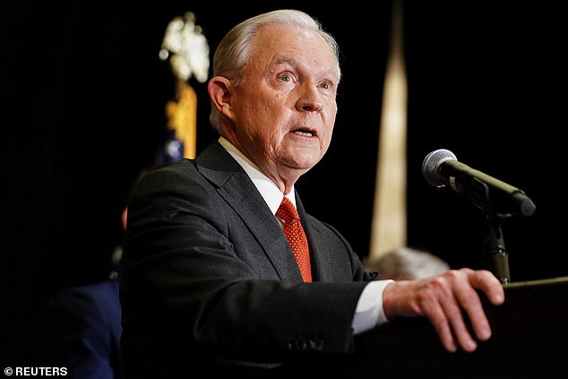 By April 2017, with Donald Trump in the White House, US Attorney General Jeff Sessions had completely reversed this position. He announced at a press conference in El Paso, Texas, that the arrest of Mr Assange was now a ¿priority¿. Mr Trump has, in fact, veered wildly on the issue