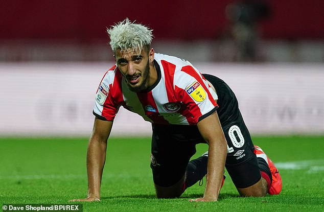 Benrahma was a key man helping the bees in the league play-offs last season