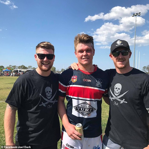 Joel suffered a seizure after being knocked to the head during his debut first-grade fame for Newcastle Central on Sunday September 6