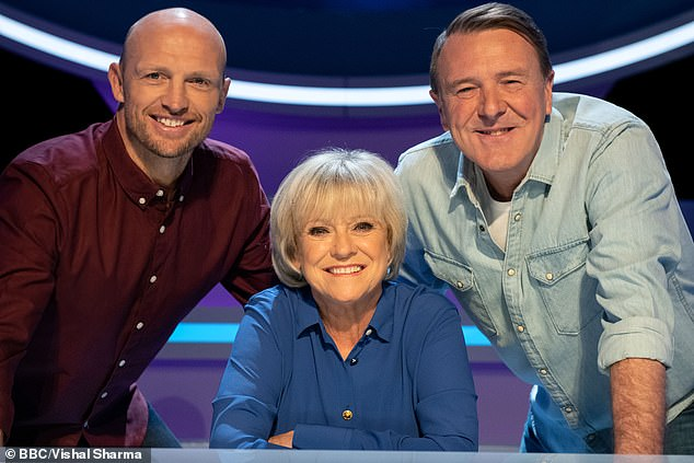 A Question of Sport host Sue Barker is AXED along with team captains Phil Tuffnell and Matt Dawson