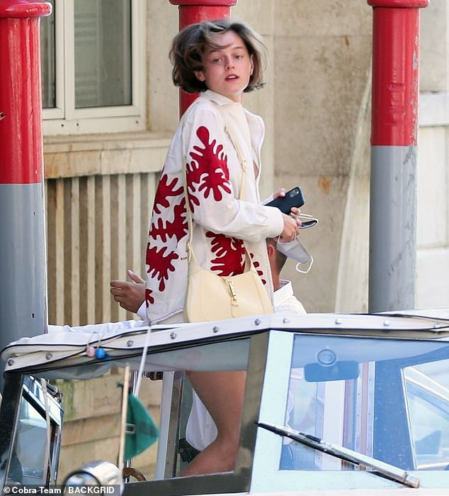 The Crown's Emma Corrin channels Princess Diana as she ...