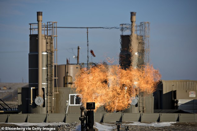 At least three oil and gas executives were secretly recorded sharing their views on climate change and methane regulation, which defy their public claims that companies have the methan emissions crisis under control