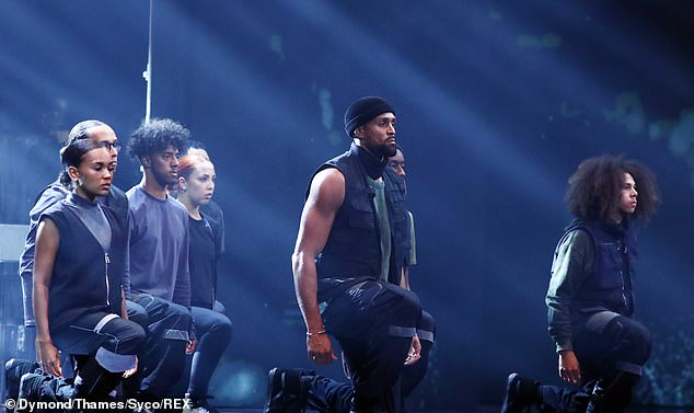 Back to business: Last week's BGT pulled in 5.3 million viewers, as the show returned to screens after the semi-finals were delayed due to the COVID-19 pandemic