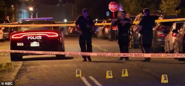 Officials said that so far, evidence does not show that the shooting is related to Rutgers University or its students
