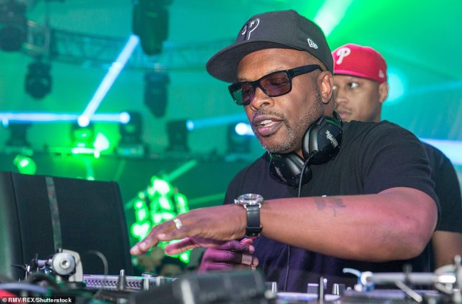 During the 'royal overnight' guests will be virtually welcomed to the mansion by none other than DJ Jazzy Jeff himself (pictured), who played Will Smith's best friend on the show