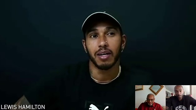 Racism: Formula 1 champ Lewis recently opened up on his experiences growing up with racism