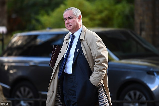 Mr Cox (pictured) last night became the most prominent Tory MP to oppose the controversial bill