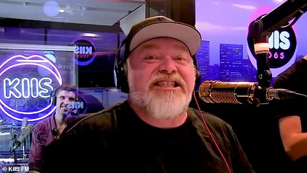 Feud?KIIS FM host Kyle Sandilands claimed in January 2019 that Karl sent a photo of Freddy Krueger via text message after the shock jock invited him to join Deborah Knight and Georgie Gardner for an in-studio interview