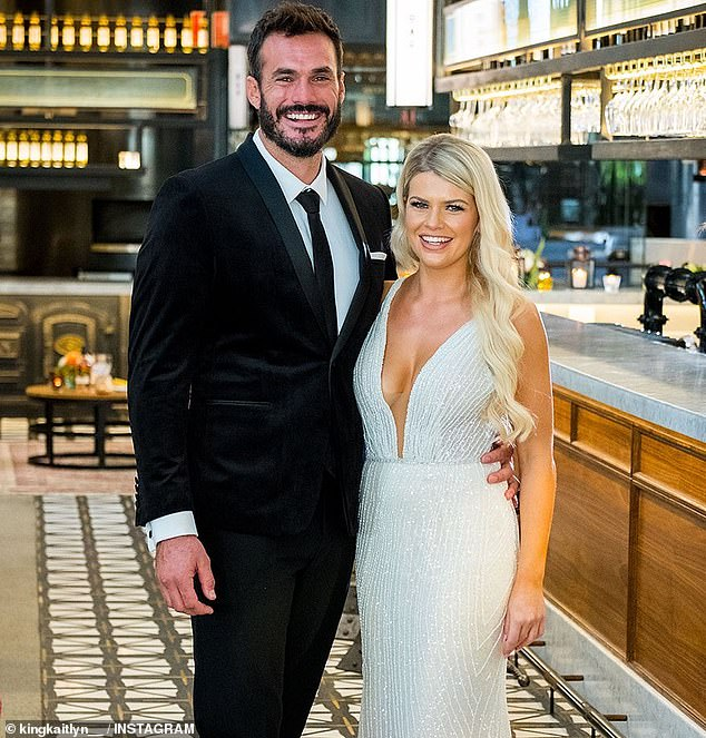Bookmakers currently list Kaitlyn as a $15 chance to win the heart of The Bachelor, Locky Gilbert