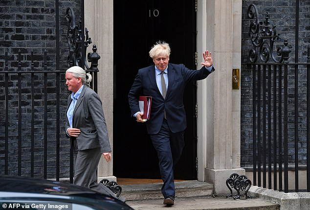 Boris Johnson has been 'beset by anxieties doubts and fear,' experts have warned over Rule of Six legislation that begins today