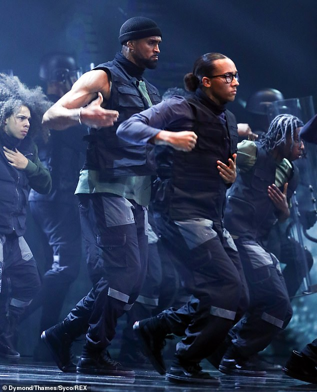 Planning: For the first time in the show's 13-year history, the semis have been pre-recorded, with the second show being filmed two weeks ago, before Diversity's BLM performance aired