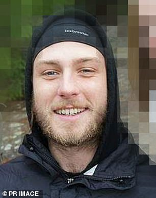 Cy Walsh will (pictured) be permanently based at a low security mental health facility
