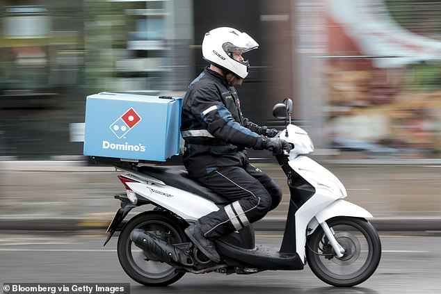 The company is hoping to maintain its high levels of riders and cooks going into store management, with 80% of store managers having started their Domino's career in entry-level positions