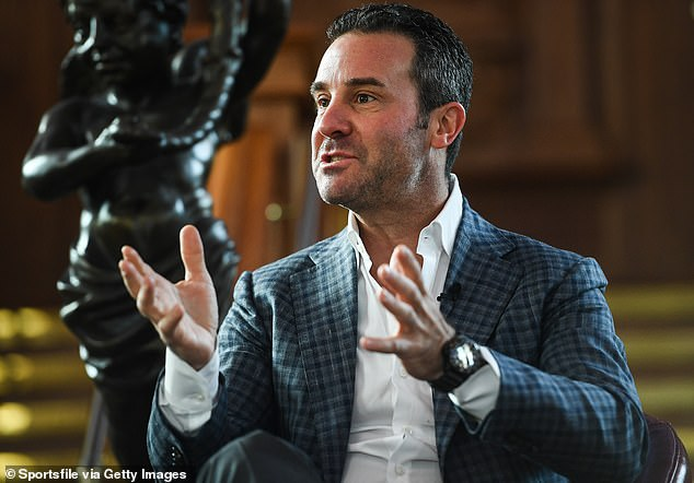 Top Rank chief Todd DuBoef says the fight is still on track for next year despite the pandemic