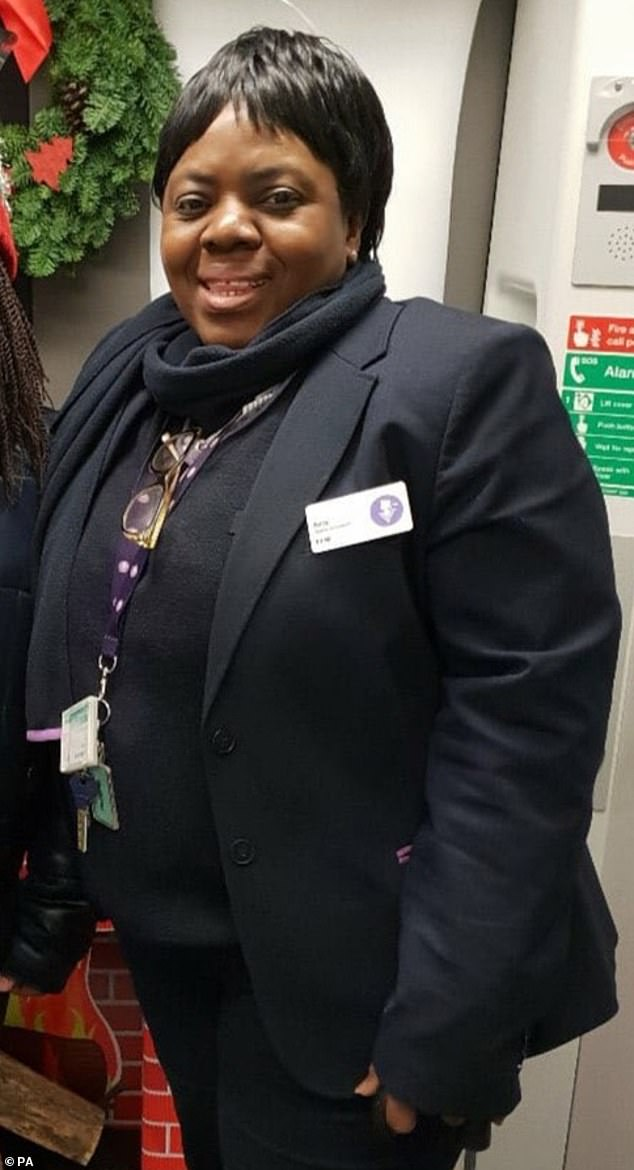 Belly Mujinga passed away in April, weeks after she was allegedly spat on by a man claiming to have Covid-19 as she worked a shift as a ticket officer at London Victoria