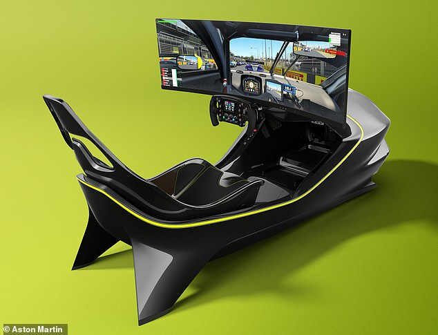 The hefty price is mainly due to the construction, which is a carbon-fibre monocoque