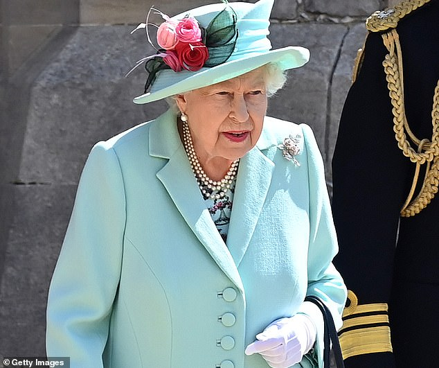 Royal author David McClure has claimed these often overlooked EU cash injections has long depressed estimates of the Queen's overall wealth - which he puts at around £400million