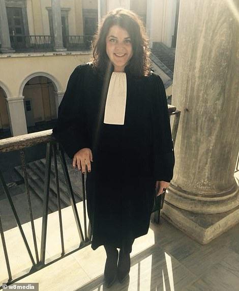 McGregor's lawyer Emmanuelle Ramond