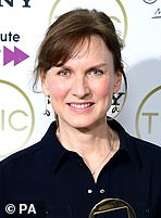 Question Time host Fiona Bruce