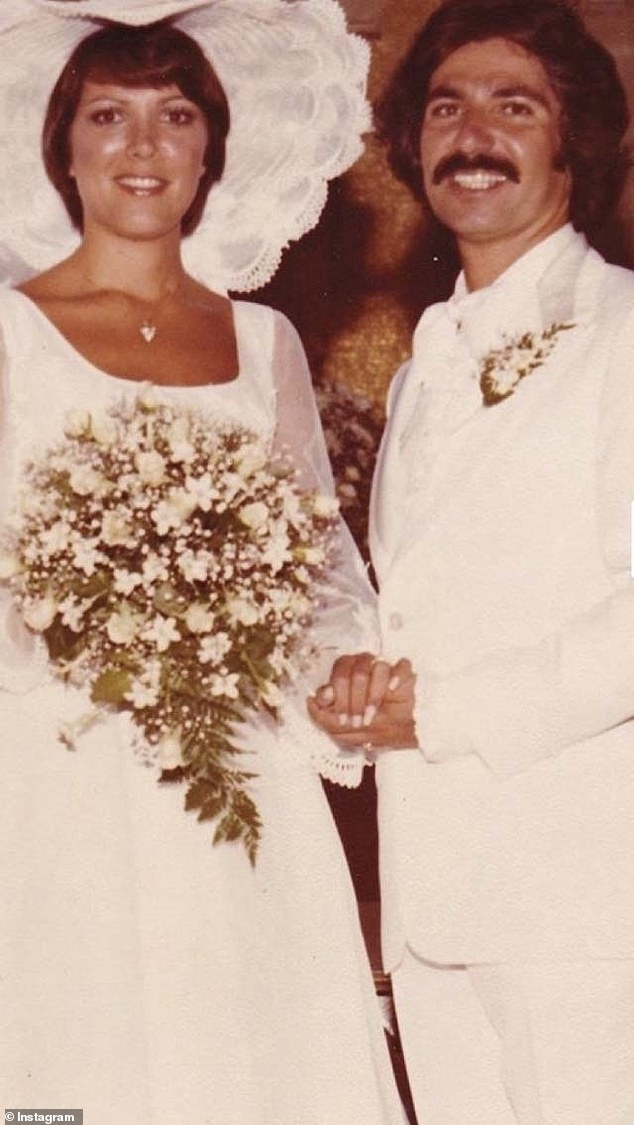 No thanks: Kris Jenner will never wed again, a friend told The Sun. Seen with Robert Kardashian at their nuptials in 1978. They divorced in 1991