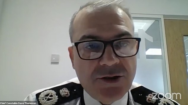 West Midlands Police's Chief Constable Dave Thompson responded to three criticisms that were made about officers' response to the stabbing spree earlier this month