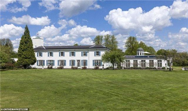 The Denbies House, a sprawling Surrey mansion where Camilla Parker Bowles reportedly spent much of her childhood, is on sale for £8.75million