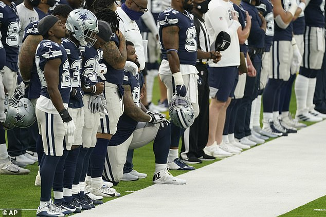 After drawing 22.2 million viewers for last season's Week 1 matchup between Pittsburgh and New England, NBC's Sunday Night Football audience dwindled to 14.6 million this week for the Cowboys-Rams game from Los Angeles, according to multiple reports