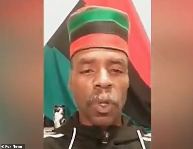 Kevin Wharton Price of the Africa Town Coalition has slammed the two Compton deputies shot over the weekend as 'two of America¿s most notorious gang members' and called the attack against them the start of 'retribution' for police brutality against black people